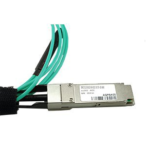Active Optical Cables (AOC) QSFP-DD