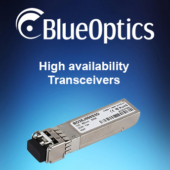 Blueoptics Transceivers