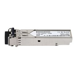 JD118A-BO HPE kompatibel, SFP Transceiver 1000Base-SX 850nm 550 Meter DDM
