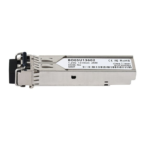 MGB-SX2 Planet kompatibel, SFP Transceiver 1000BASE-X 1310nm 2 Kilometer DDM