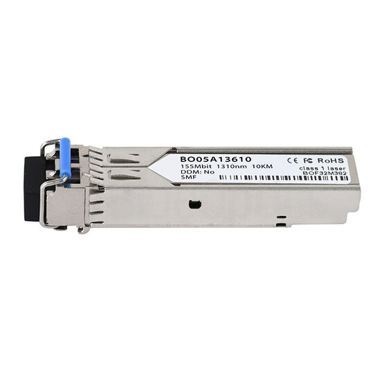 GLC-FE-100LX-RGD Cisco Compatible 100BASE-LX10 SFP 1310nm 10km Transceiver