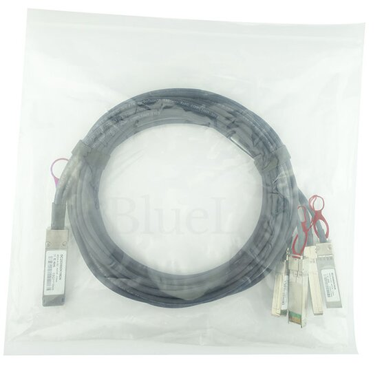 QSFP-4X10G-AC7M Cisco  kompatibel, QSFP zu 4xSFP+ 40G 7 Meter DAC Breakout Direct Attach Kabel