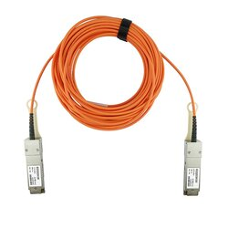 BlueOptics Aktives Optisches Kabel QSFP 40GBASE-SR4 20 Meter