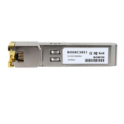 BlueOptics SFP Transceiver 10/100/1000BASE-T 100M