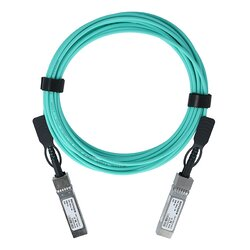 BlueOptics Aktives Optisches Kabel SFP28 25GBASE-SR 25 Meter