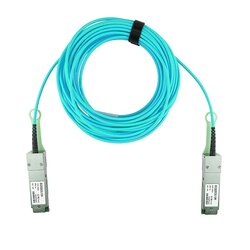 BlueOptics Aktives Optisches Kabel QSFP28 100GBASE-SR4 25...