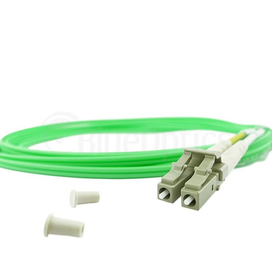 BlueOptics Duplex Fiber Patch Cord LC-LC Multi-mode OM5