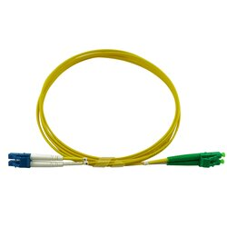 BlueOptics Duplex Fiber Patch Cord LC-LC Single-mode