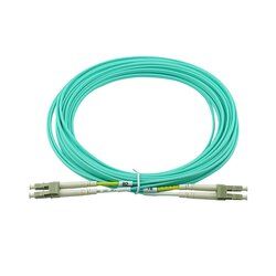 BlueOptics Duplex Fiber Patch Cord LC-LC Multi-mode OM3...
