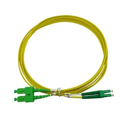 BlueOptics Duplex Fiber Patch Cord LC-SC Single-mode