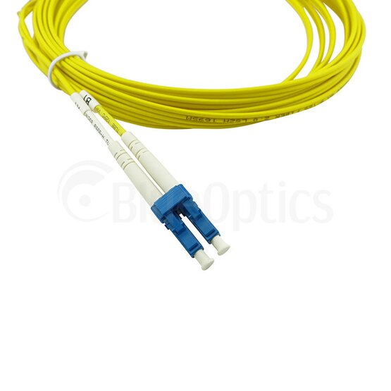 BlueOptics© Duplex Fiber Patch Cord LC-SC Single-mode 2 Meter