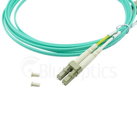 BlueOptics Duplex Fiber Patch Cord LC-ST Multi-mode OM3